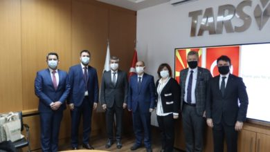 Photo of Agriculture, Environment ministers meet with Turkey's agricultural insurance agency reps