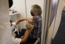 Photo of Seventy per cent of Israel's over-16s have had first vaccine jab