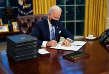 Photo of On first day Biden issues raft of orders undoing key Trump policies [UPD]