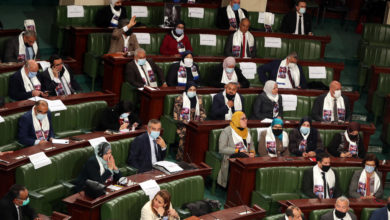 Photo of Tunisian parliament approves Cabinet reshuffle