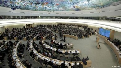 Photo of US announces bid to reclaim seat on UN Human Rights Council