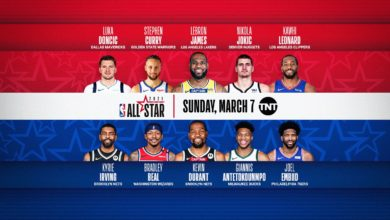 Photo of NBA All-Star Game, slam dunk contest set for March 7