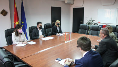 Photo of Bekteshi-Toman: Large potentials for North Macedonia-Czech Republic cooperation