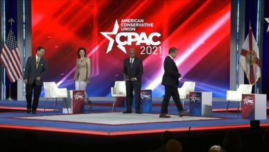 Photo of CPAC conference in Orlando is a Florida-heavy, Trumpian affair