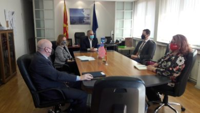 Photo of North Macedonia-United States cooperation in food safety to intensify