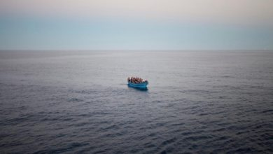 Photo of Dozens of refugees' bodies missing in Med after latest shipwreck