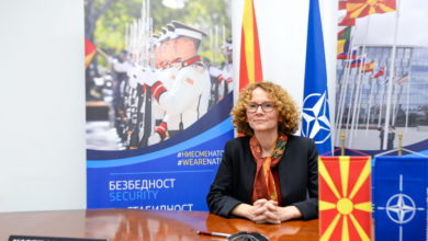 Photo of Defence Ministry to co-host online debate on cyber security in Western Balkans