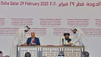 Photo of Taliban urges US to stay committed to Doha agreement