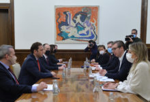 Photo of Vučić-Osmani: All issues between Serbia, North Macedonia to be settled through dialogue