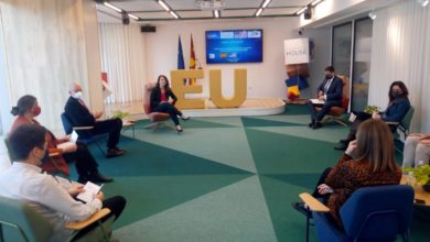 Photo of US, EU share same values, ensure acquiring of knowledge and experiences for North Macedonia youth