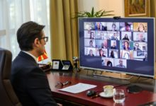 Photo of Project in honor of Blazhe Koneski to be organized under patronage of President Pendarovski