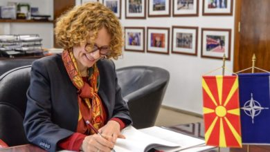 Photo of North Macedonia, United States to sign new defense cooperation memo