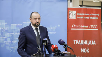 Photo of Motorway Prilep-Bitola to be completed in 1,5 years: Deputy PM