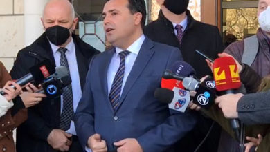 Photo of PM Zaev expects authorities to find ex-secret police chief