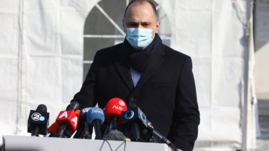 Photo of Health Minister Filipche says vaccines are safe, he'll get vaccinated once other batches arrive