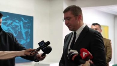 Photo of VMRO-DPMNE leader Mickoski demands institutions take responsibility over Mijalkov case