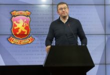 Photo of Mickoski says Zaev forced Parliament into confidence vote