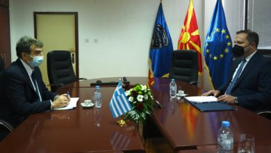 Photo of Spasovski – Chrisochoidis: Investing in good-neighborliness as partners in fight against crime at national, regional level