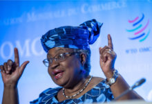 Photo of US throws weight behind Nigerian candidate for WTO top job