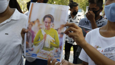 Photo of Mass movement against military begins to take shape in Myanmar