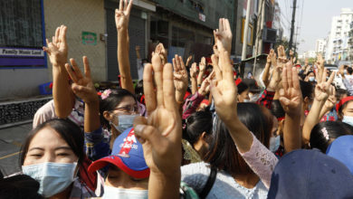 Photo of Reports: Myanmar blocks Twitter as resistance to coup grows