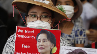 Photo of Rights groups call for UN arms embargo on Myanmar