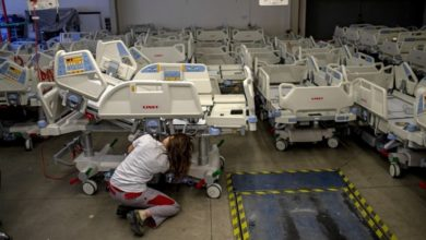 Photo of Czech Republic asks other nations to take some of its Covid patients