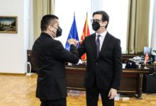 Photo of Deputy PM Nikolovski meets top officials and EU Ambassador Geer on Plan to fight corruption