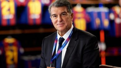 Photo of Laporta voted in as Barcelona's new president