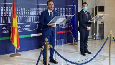 Photo of Osmani – Di Maio: North Macedonia remains firmly committed to full-fledged EU membership