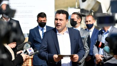 Photo of Zaev honored to have won confidence vote, feels greater responsibility to deblock Parliament