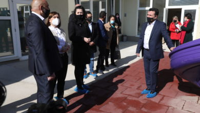 Photo of PM Zaev, Minister Shahpaska visit Shuto Orizari