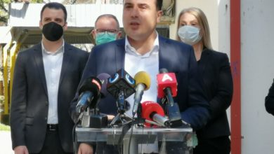 Photo of PM Zaev: No reason to postpone census