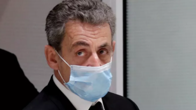 Photo of Former French president Sarkozy sentenced to three years for bribery