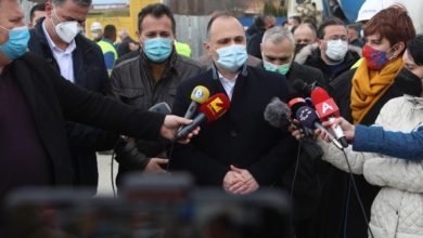 Photo of Health Minister Filipche doesn't rule out additional restrictions, decision to be made next week