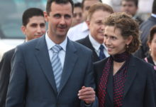 Photo of Syrian President al-Assad and wife Asma test positive for coronavirus