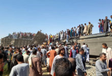 Photo of Train collision leaves at least 32 dead in Egypt