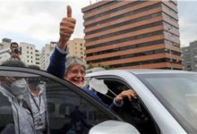 Photo of Conservative banker Lasso wins presidential run-off inEcuador