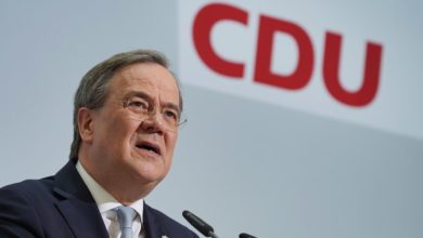 Photo of Merkel's CDU backs Laschet as German chancellor candidate