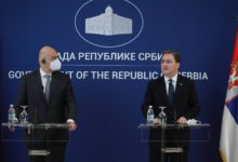 Photo of Serbian, Greek FMs focus on infrastructure and energy networking, trilateral meeting with North Macedonia