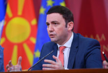 Photo of FM Osmani urges start of North Macedonia's EU talks in letters to counterparts, MEPs
