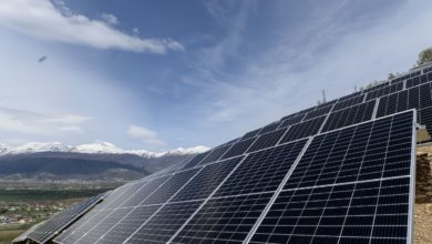 Photo of 1.2 MW photovoltaic power plant opens near Tetovo