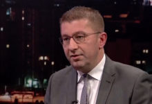 Photo of VMRO-DPMNE's Mickoski says country has failed to combat corruption and crime