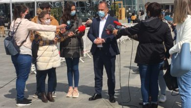 Photo of Health Minister Filipche: Number of new COVID-19 cases drops