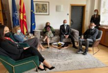 Photo of Health Minister Filipche: COVID-19 situation in North Macedonia is stabilizing