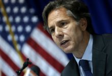 Photo of US secretary of state Blinken arrives in Kabul