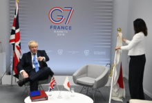 Photo of First in-person G7 foreign minister talks in two years set for May