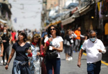Photo of Israel lifts social distancing restrictions