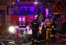 Photo of Two dead, many injured in Moscow hotel fire