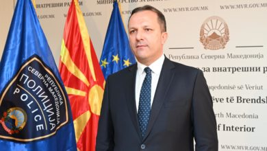 Photo of Spasovski: Police Day is a symbol of sacrifice, responsibility, courage, morality
